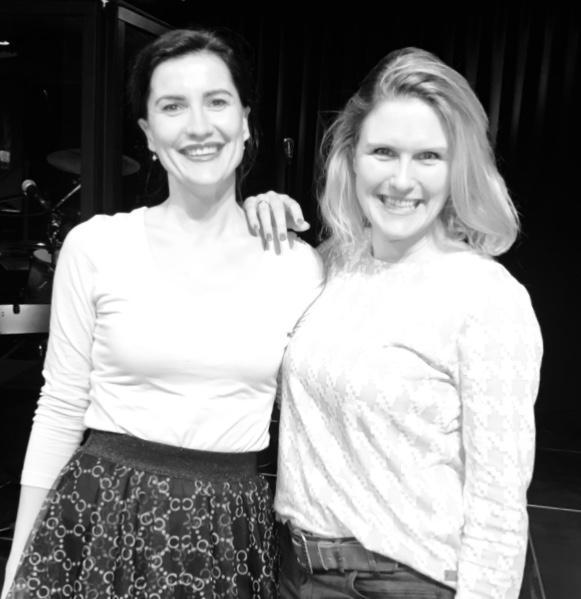 Anna Pianka und Andrea Weihe Speaker bei den  Toastmasters
